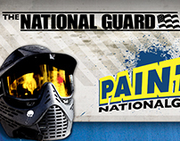 THE NATIONAL GUARD PAINTBALL