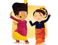 Zapin (Traditional Malay Dance)