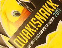 Quak!snakk 2011