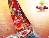 Estrella Damm - Sailing Team