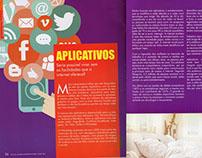 Materias publicadas na Sucesso em Revista