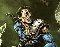 Fallout 4 fan art