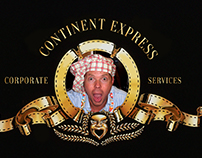 EVENT for 18 years Continent Express