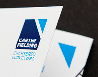 Carter Fielding visual identity