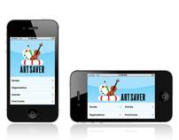 ArtSaver iPhone App