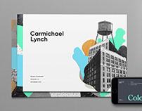 Carmichael Lynch - Brand Identity