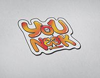 You Neek branding