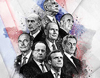 Cinquième République de France.