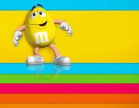 M&M's Digital Platform