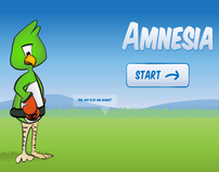 Amnesia - educative game (HvA)