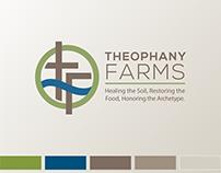 Theophany Farms Brand Identity