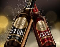 Club Premium Negra y Roja