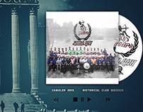 Zamalek SC The Egyptian Champion 2015 (CD)