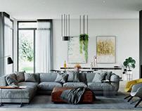 Living Room Madrid