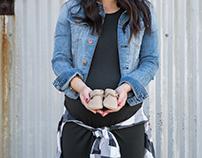 Rosalie Maternity Shoot