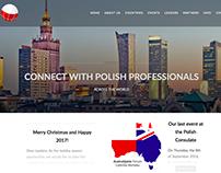 Polish Business Leaders website
