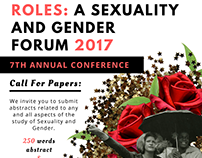 Roles: A Sexuality and Gender Forum 2017