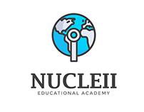 Nucleii Educational Academy Logo