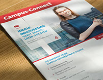 Campus•Connect - Newsletter design