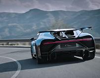 Bugatti Chiron Pur Sports