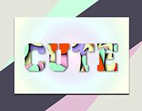 Papercut effect