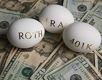 Converting a Traditional IRA to a Roth IRA