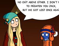 Comics - The Cavern