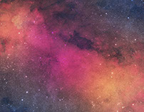 40+ Photorealistic Space, Nebula Textures & Backgrounds