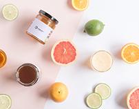 xunmi Honey 尋尋覓蜜 蜂蜜專賣 : Visual Design & Photography