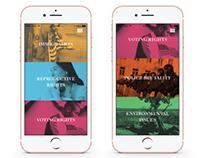 Social Justice Toolkit App