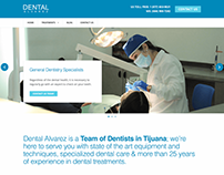 Dental Alvarez. Dental Clinic or Dentists in Tijuana