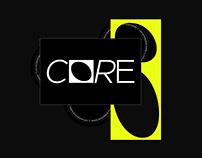CORE bureau - Branding