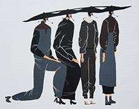 Square Illustrations