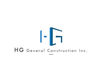 HG General Construction -Identidad Corporativa