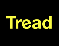 Tread | Consumer goods made from recycled tyres