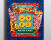 WE THE FEST 2016 POSTER CONTEST