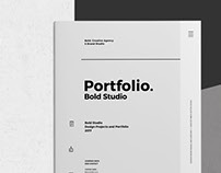 Bold Portfolio and Project Lookbook