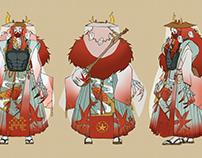 Character Design 2016