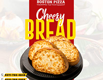 Fast Food Portfolio - Boston Pizza