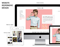 Turtle Website Design