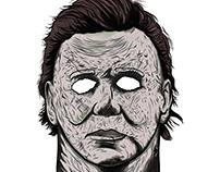Halloween 40 Years Mask