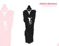 slavic demons / ghosts and nightmares