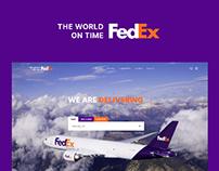 FedEx — New Website 2020