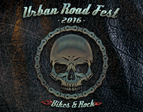 Urban Road Fest Identity