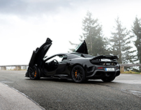 McLaren LT675 - Photography