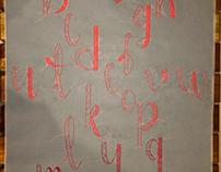 Letras atrapasueños