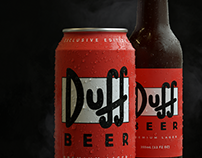 Duff Beer | 3D