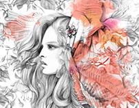 Fashion women 1 (Floral)