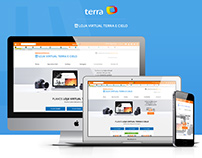 Terra - online store page update