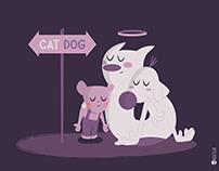 Cat Dog !